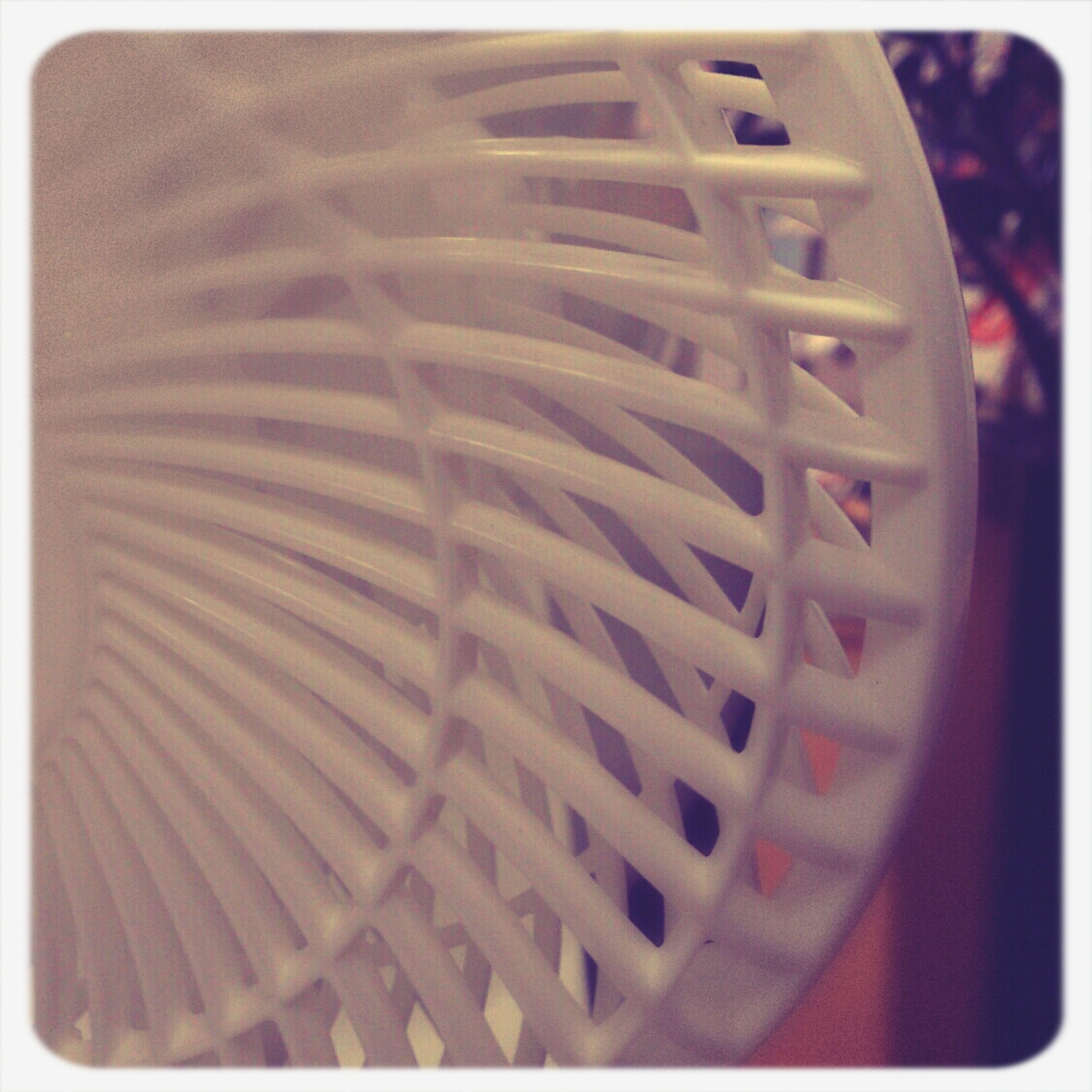 Ventilator am Arbeitsplatz: check!