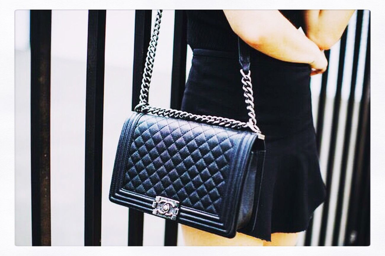 Chanel Bag Lux Classe Girly Things 