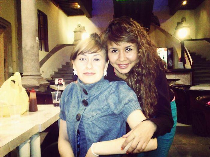 Mi cuñada & yo.. (: