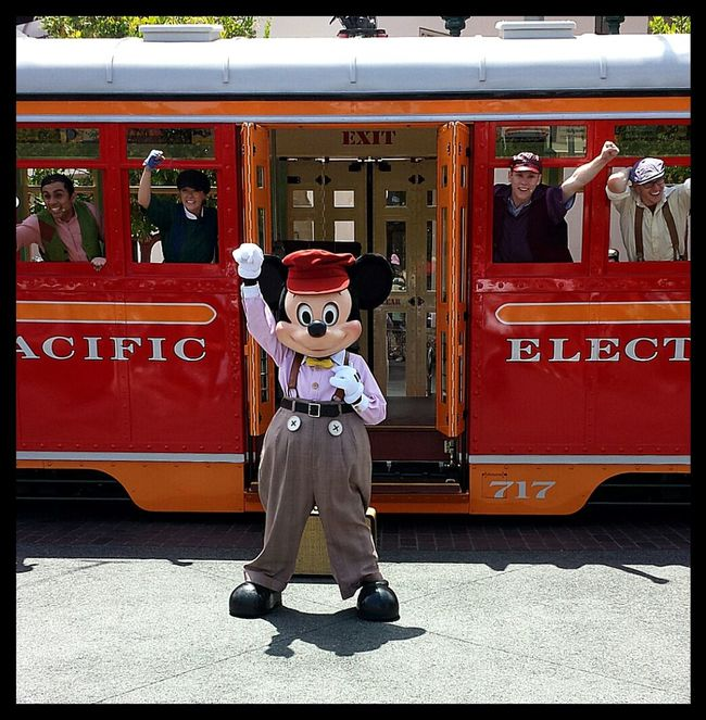 Newsboys Mickey Seize The Day