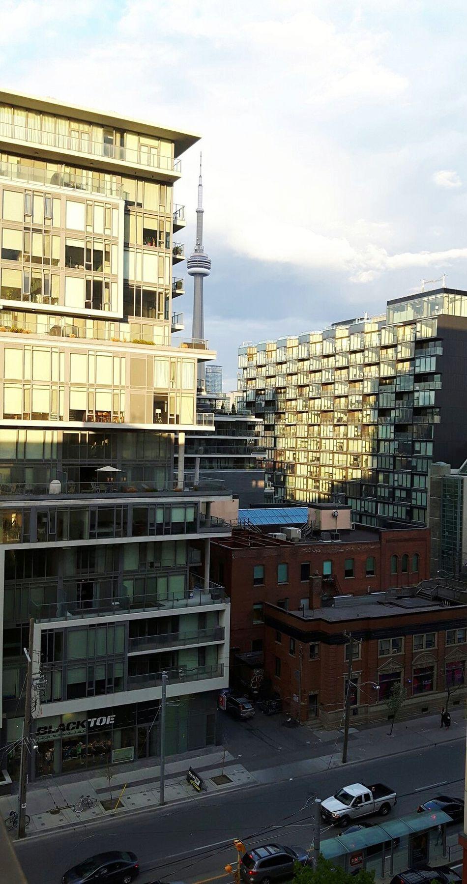 💕 City Toronto CN Tower View First Eyeem Photo