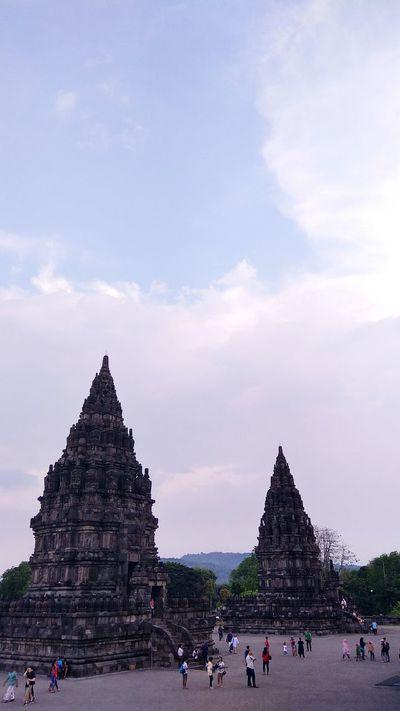 Prambanan Temple, Yogyakarta Redmi Note 3 Pro Senja  Kangen Yogyakarta, Central Java - Indonesia First Eyeem Photo