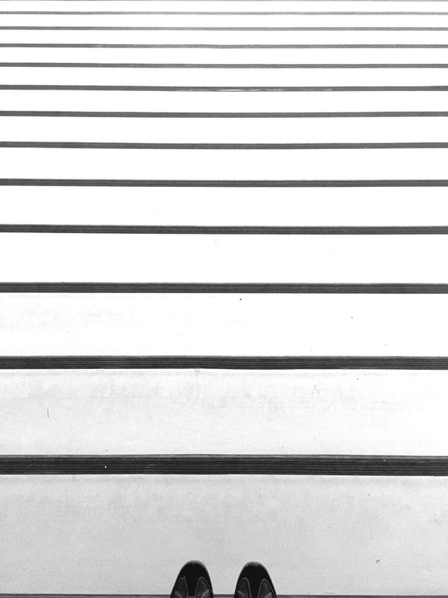 Black & White Black&white Blackandwhite Black And White Blackandwhite Photography Stairs Geometric Shapes Lines Taking Photos Feet