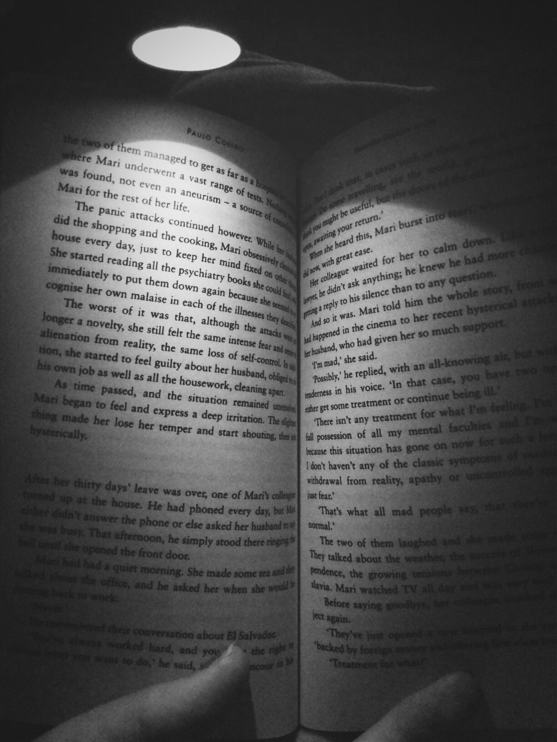 indoors, book, paper, text, education, close-up, communication, still life, western script, table, page, open, document, high angle view, pen, home interior, no people, bed, part of, selective focus