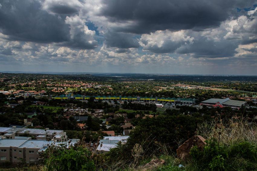 Outdoors Scenics Cloud - Sky Sky No People Beauty In Nature Clouds Landscape Photography Landscape Suburban Landscape
