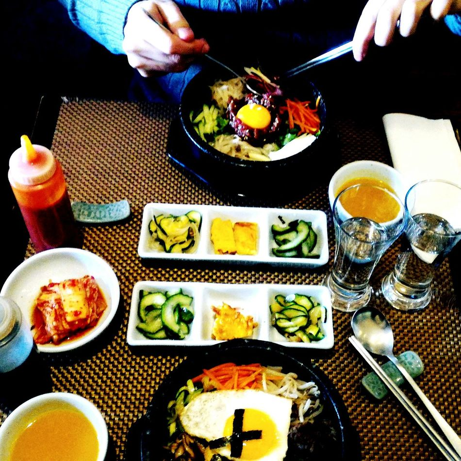 Restaurant Coreé Coréen Food Coreanfood Corean Arbreasel Healthy Lifestyle