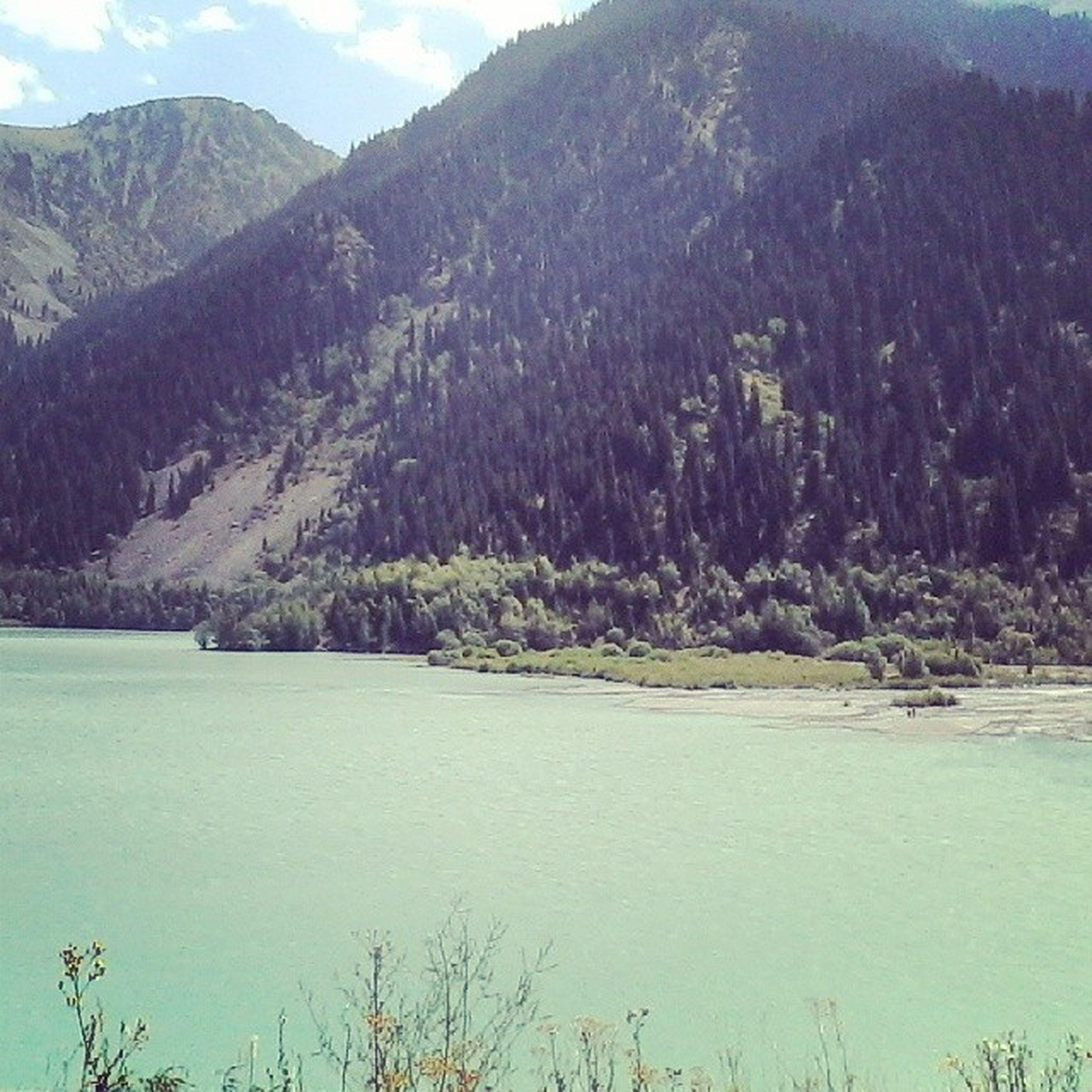 10august озеро Иссык ездиликупаться шикарныйдень