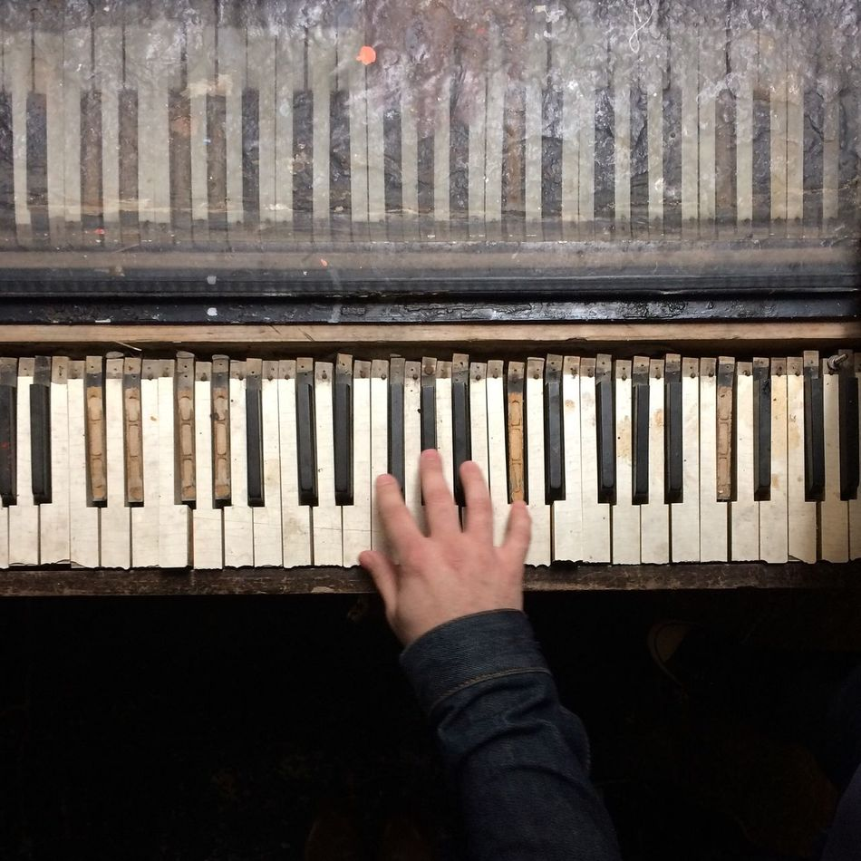 Beautiful stock photos of keyboard, Adult, Antique, Arts Culture And Entertainment, Black Notes