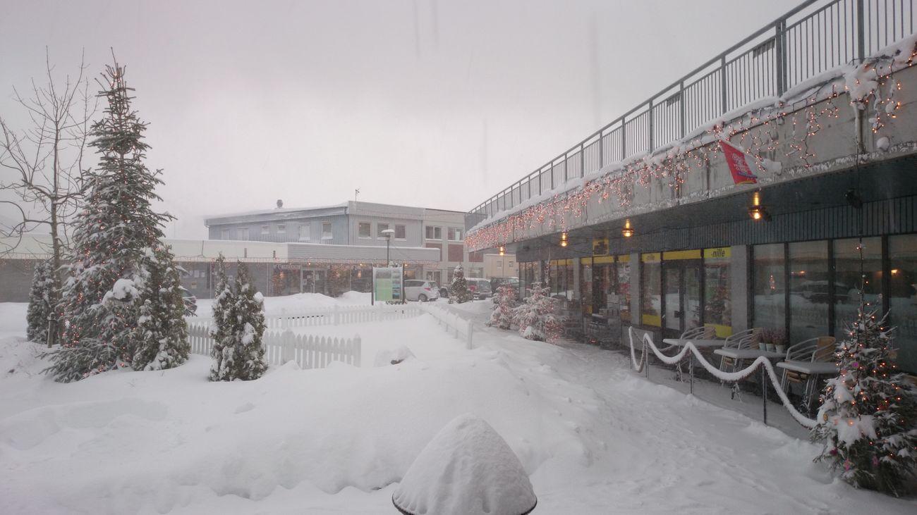 Snow :) Winther Norway Eide På Nordmøre