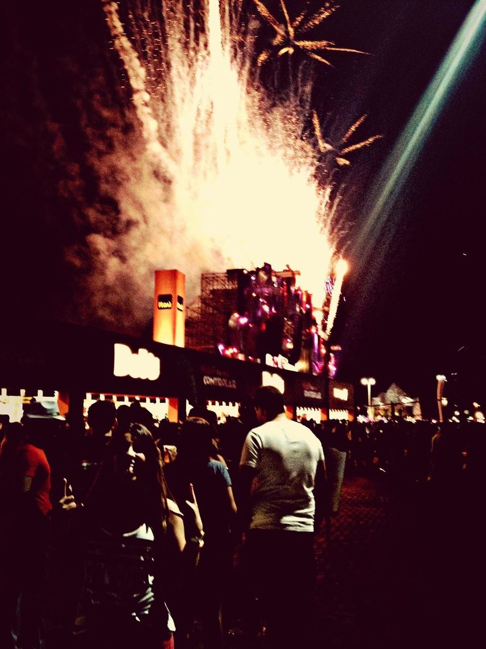 Fireworks Good Sound