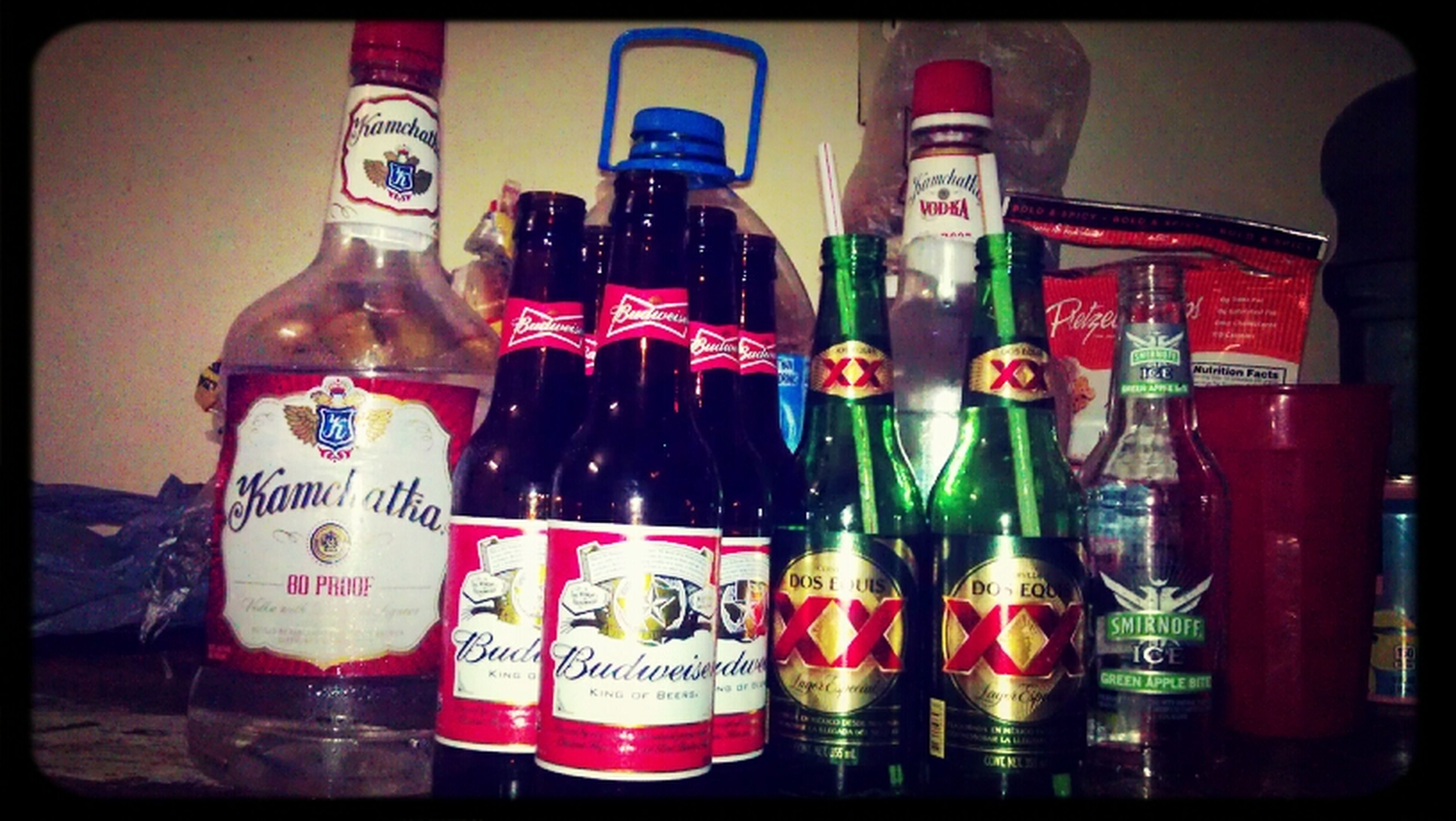We Don't Drink C: