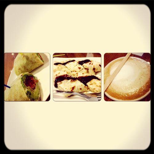 lovely breakfast :)