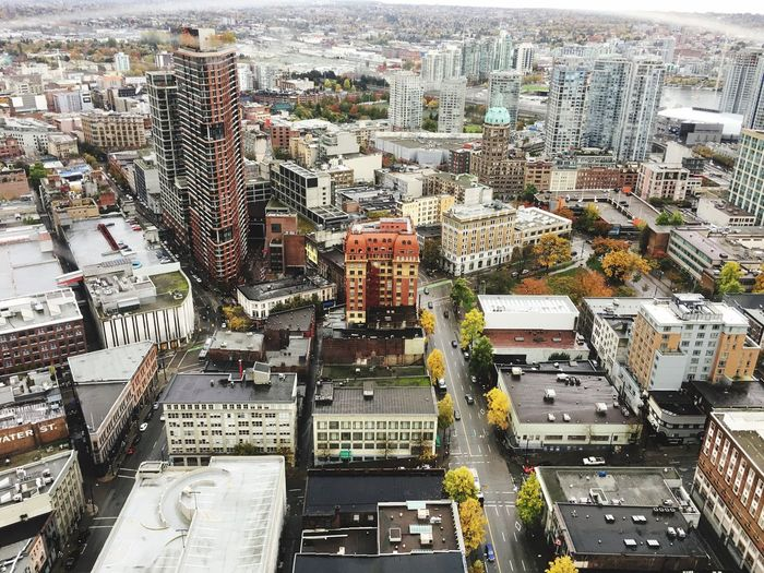 Amazing views from Vancouver Lookout Canada City City Life Cityscape