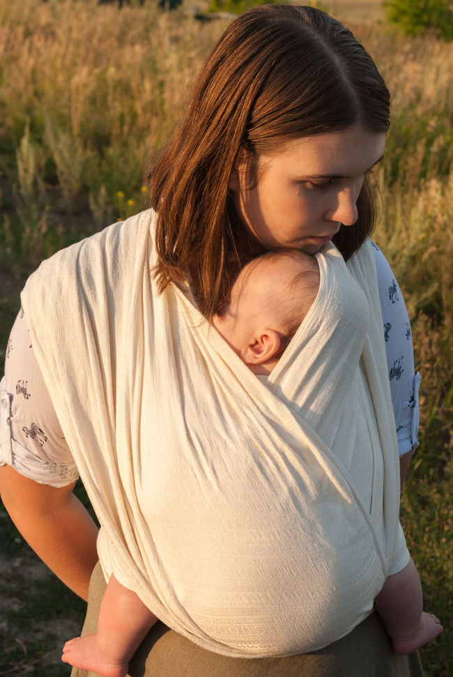 Sleep tight, my baby, mother sings Baby Baby Sling Baby Wrap Babywearing Bonding Childhood Children Closeness Family Golden Hour Lifestyle Love Maternity Mom Mother And Son Motherhood Outdoors Parenting Perspective Real People Sleeping Sling Summer Waist Up Woman
