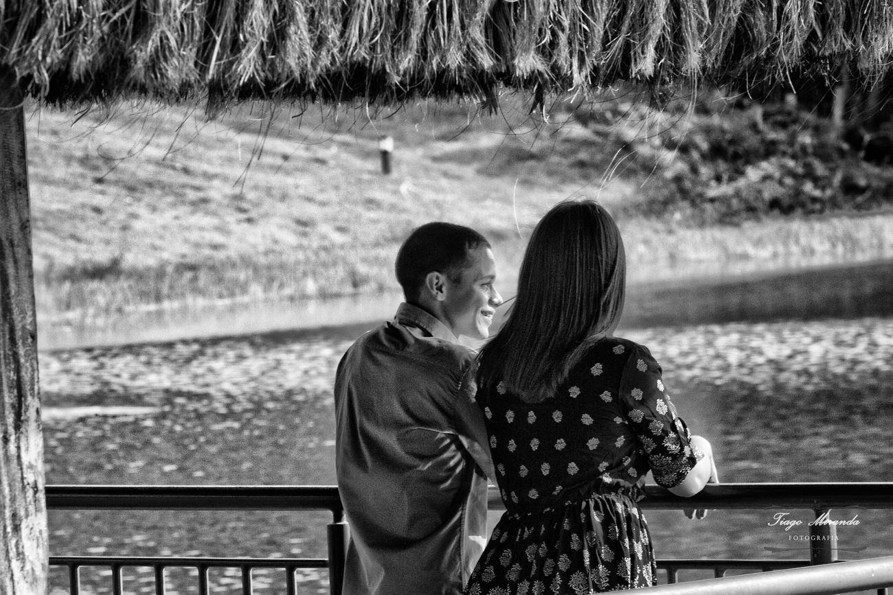 Real People Leisure Activity Photographic Memory Outdoors Photography In Motion Black And White Photography Love To Take Photos ❤ Weddinginspiration Tranquility Forever Nature Love