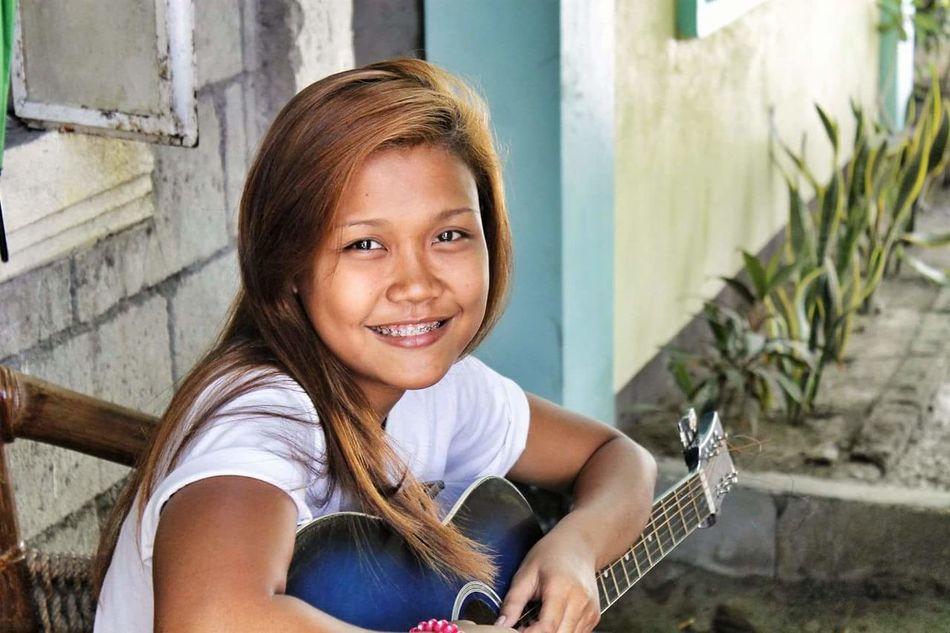 My Niece. 😊 Smiling Newbie Here Filipina Philippines 😊😊