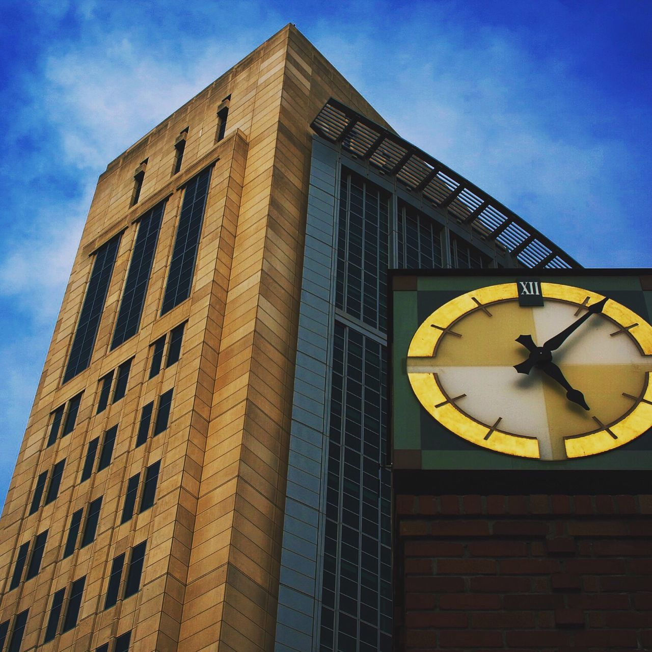 Sacramentos architecture. Kinda Professional M3 Canon EOS Architecture Time