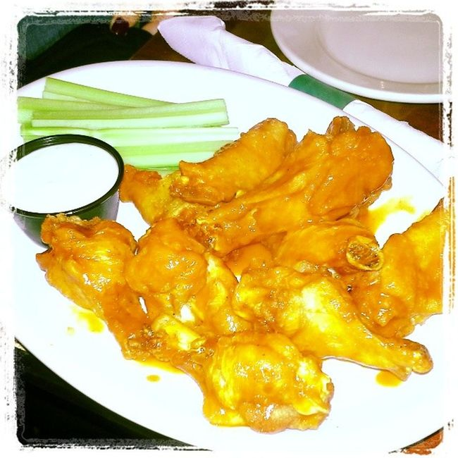 I ordered wings, and of course what do I get..no double boners...wtf if you know, me you understand!!Sadwings Hate theleg