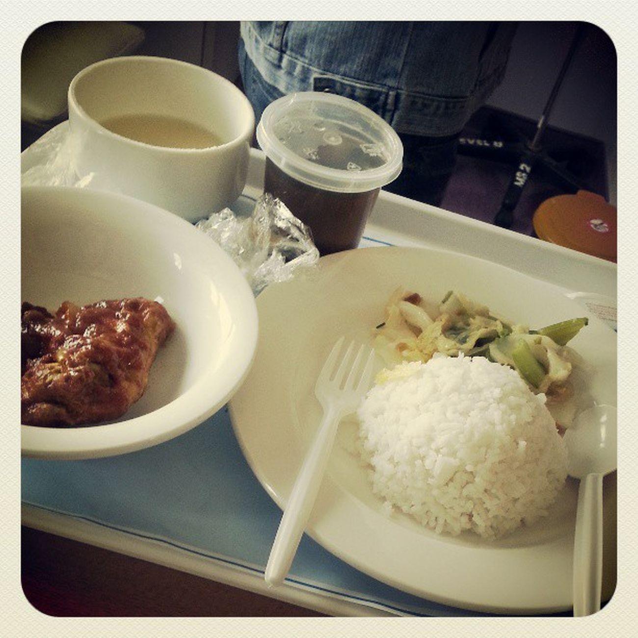 医院的食物 ←_←