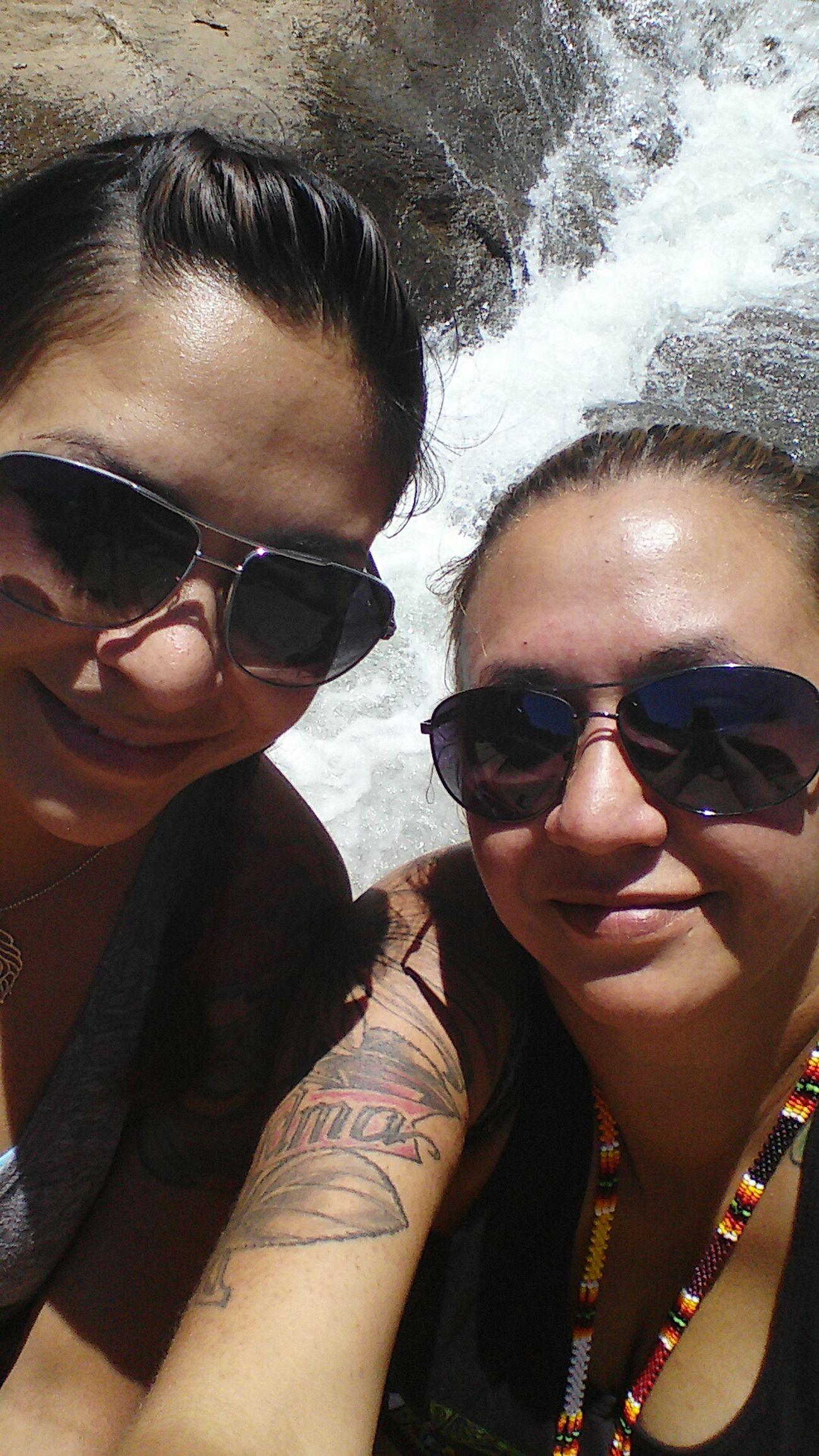 Helen Hunt Falls Colorado Mountians Family❤ Enjoying Life