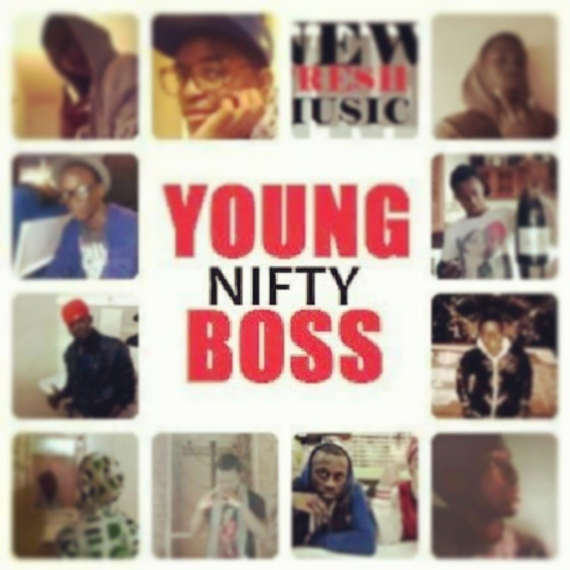 Youngniftyboss Family Instacollage