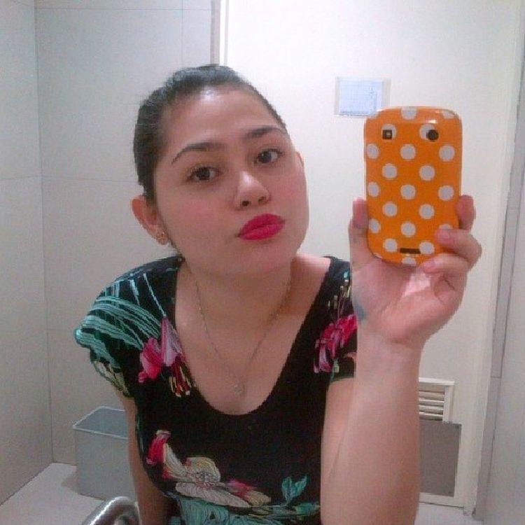 taken last year march. TBT  5months  Pregnant 2013 mirrorshot ladiesroom sm megamall