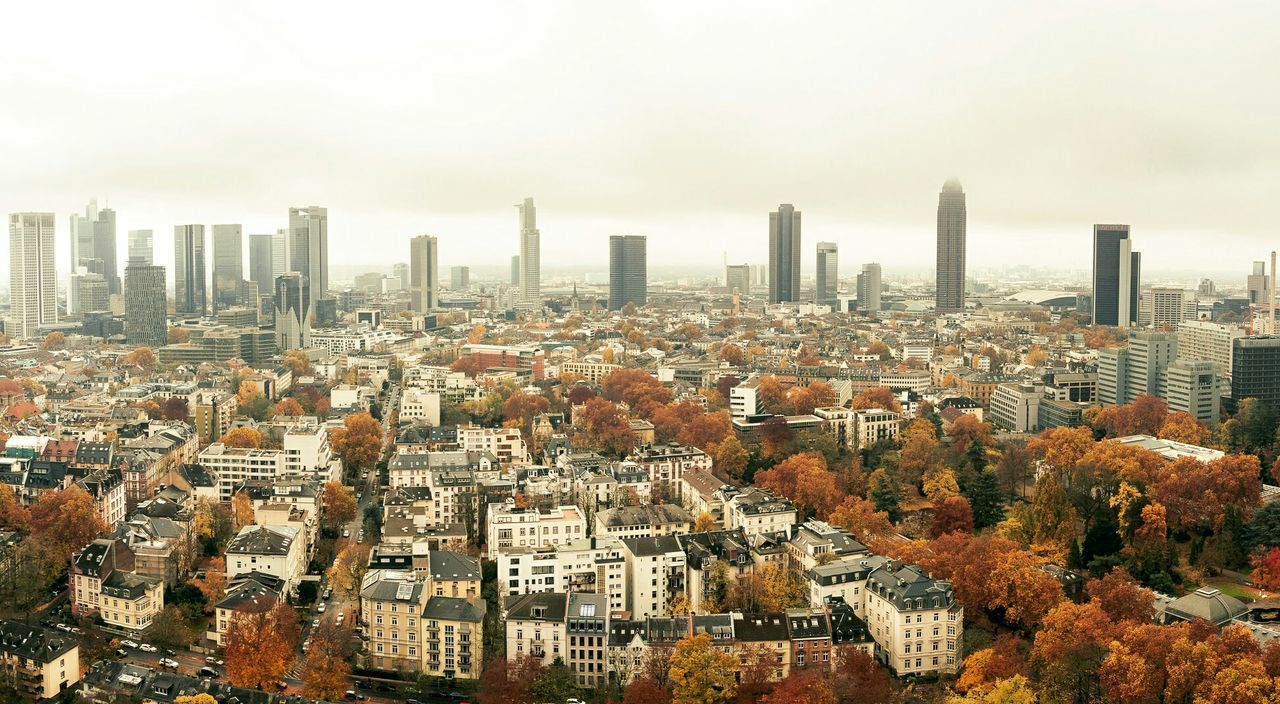 Beautiful stock photos of frankfurt, architecture, city, built structure, cityscape