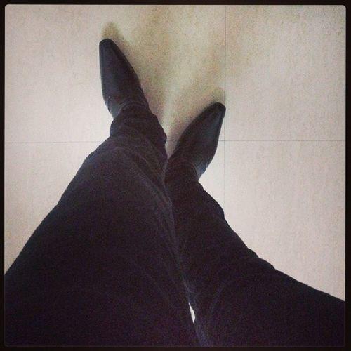 Alligator skin shoes! I am loving it for sure! :D Alligatorworld Kneelengthboots Instalike