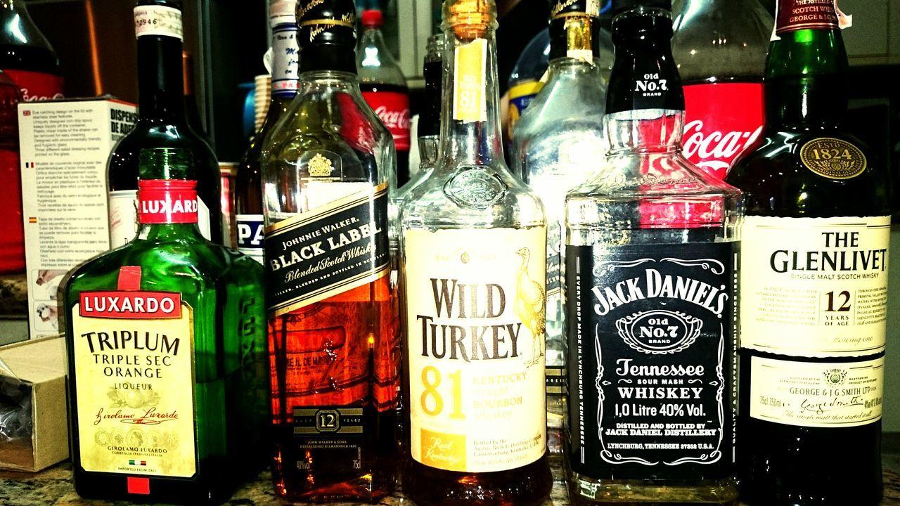 What's Your Poison? Alcohol Bottles Alcoholic  Bottles Jayibanezmd