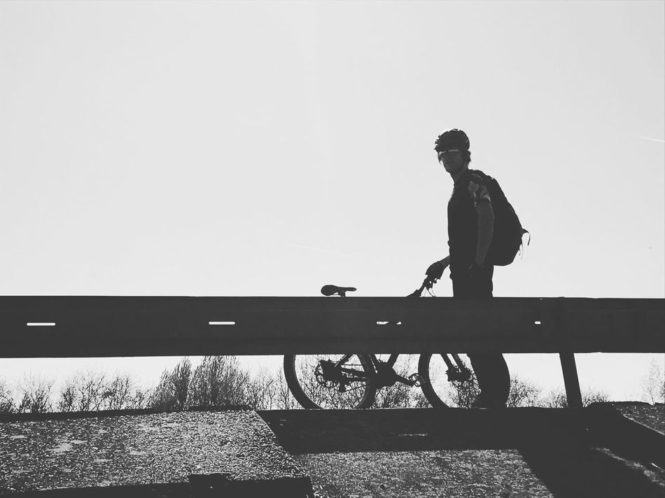 ~ Real People Bike Bikes - Biking EyeEm Best Shots One Person Outdoors Biking Around Street Cycling Amazing Blsckandwhite Blackandwhite IPhone EyeEm Best Edits Lifestyles Iphonephotography Biking ride~