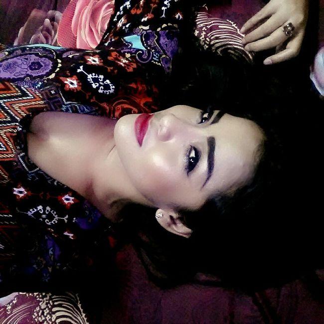 That's Me NewPhoneSelfie Selfie ✌ Talkingbody Makeup Make It Yourself Blackberry Q10 POTD