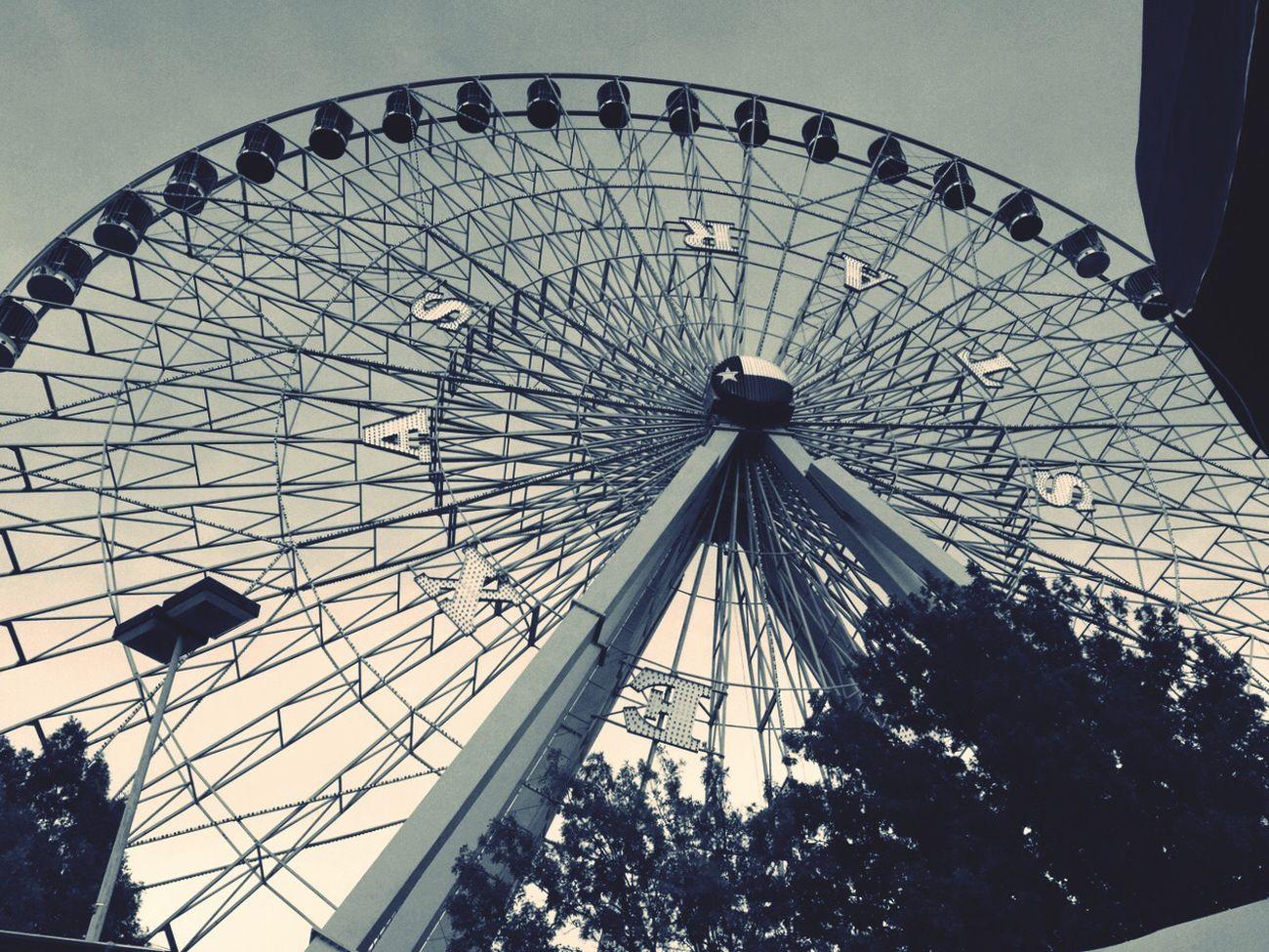 Dallas Texas Ferriswheel Fair Remember First Eyeem Photo