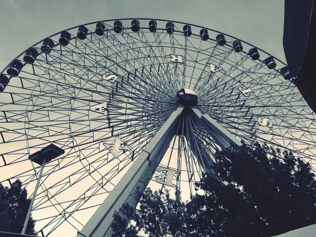 Dallas Texas Ferriswheel Fair Remember First Eyeem Photo