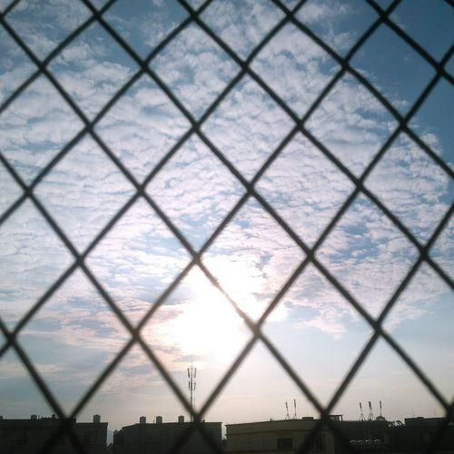 Blue Sky Sunny Miss Home