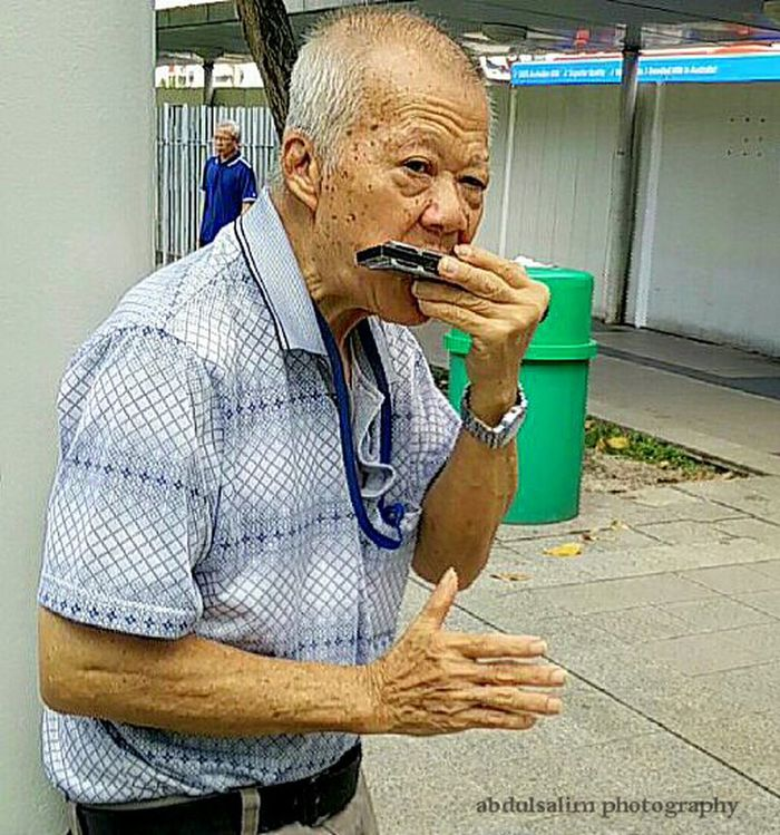 Streetphotography Harmonica OppoFind7a Android