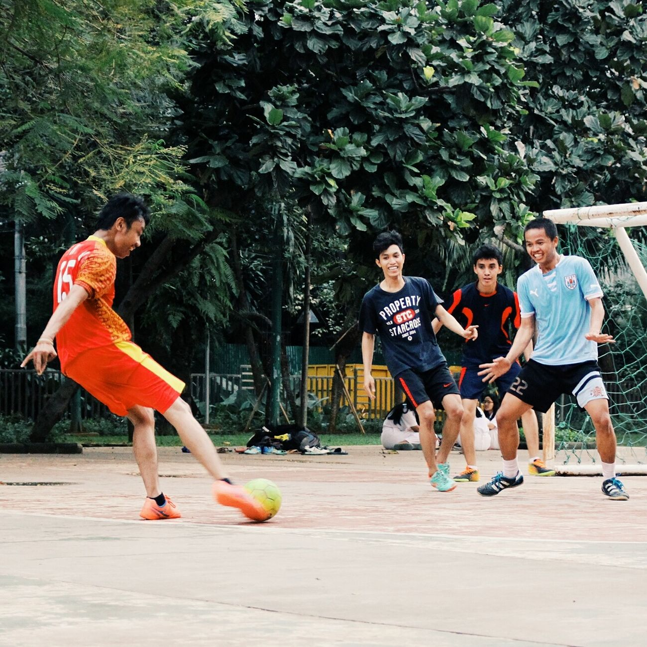 RePicture Team Futsal Team Sports Photography