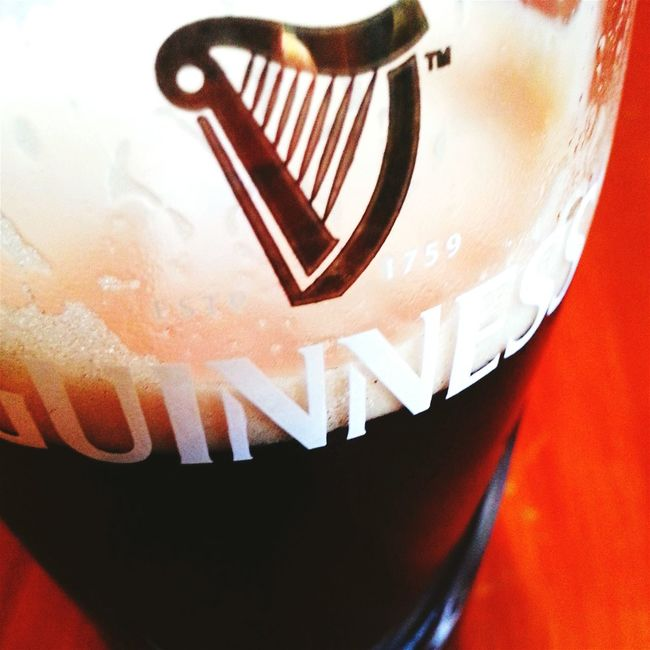 Slàinte St Patrick's Day Love a good pint of Guinness