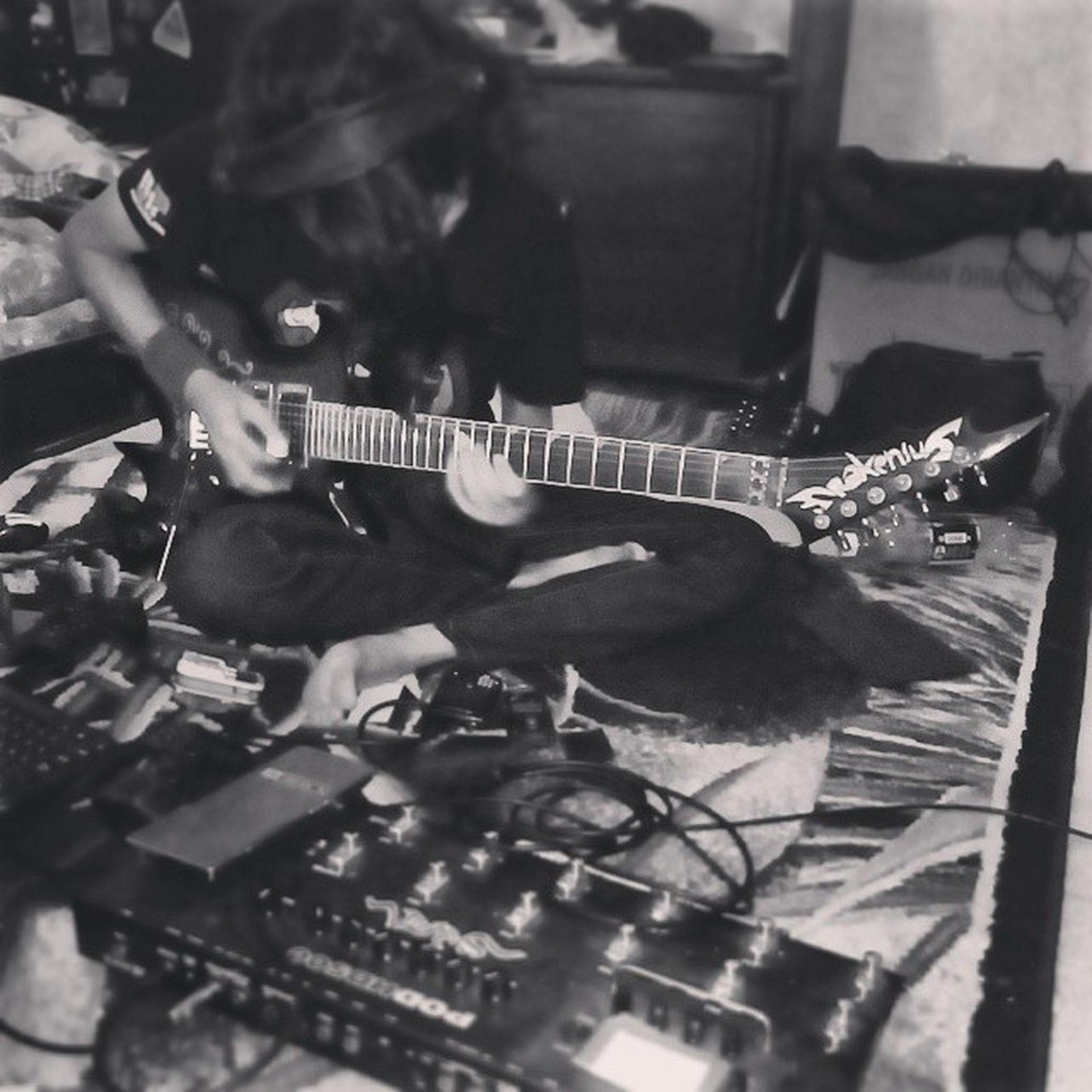 Recording today GPP Sologuitar Glorioussociety Sasvrita