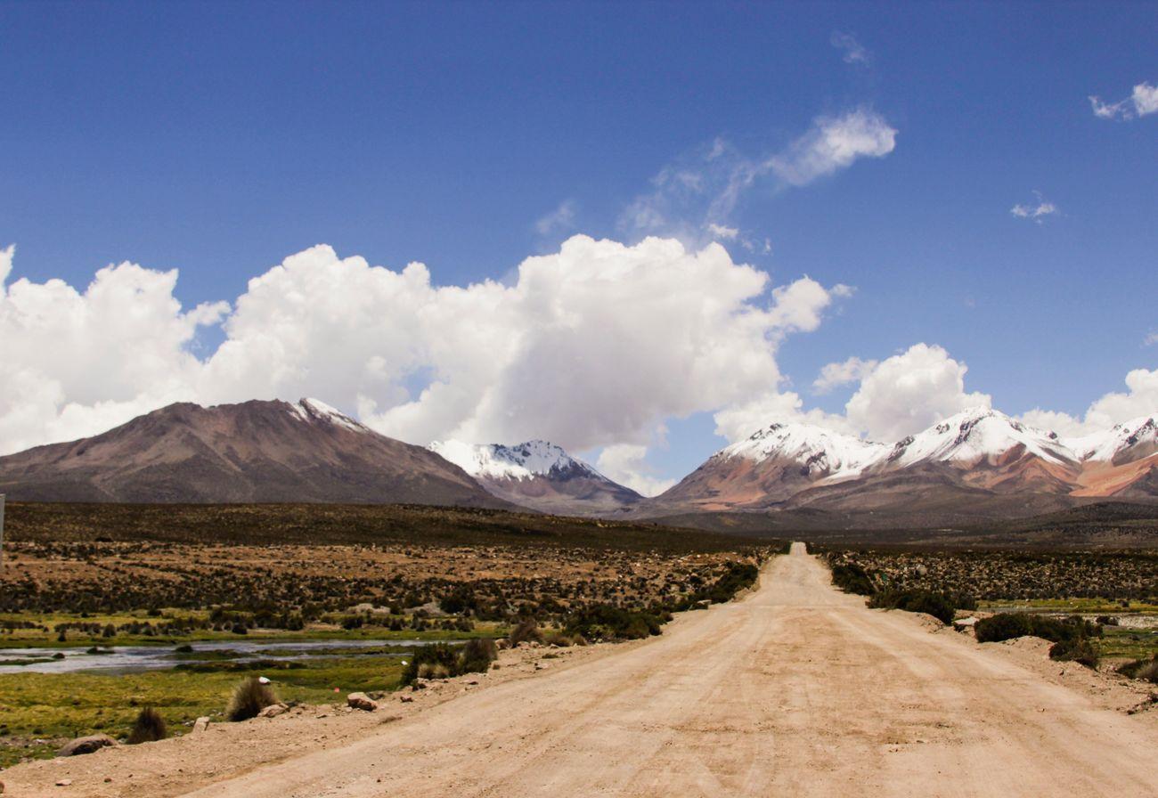 Alto Perú... Mountain Landscape Beauty In Nature Non-urban Scene