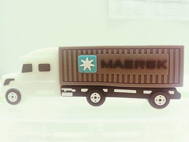 Maersk Truck USB
