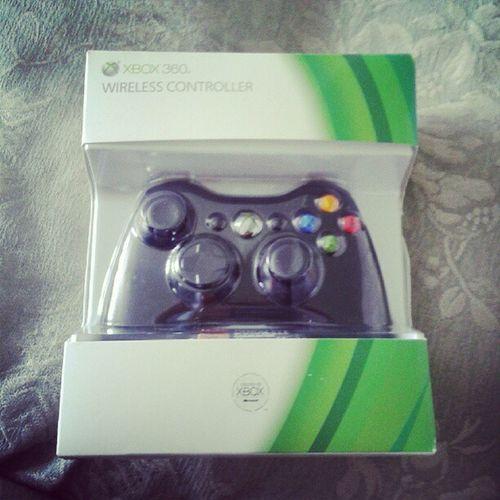 Finalmente crai \o/ Controle Xbox Preto Novo