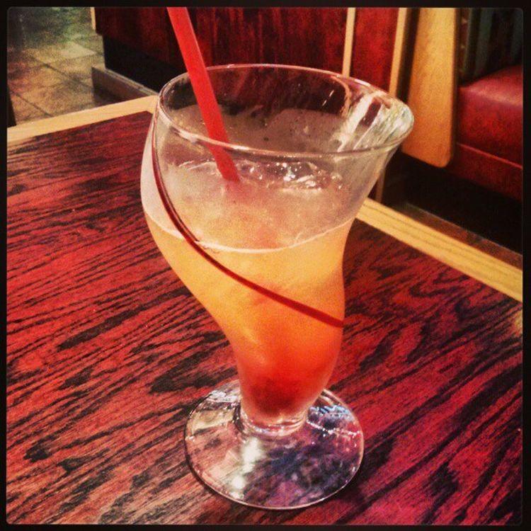 Yummy Strawberryflavor Coolglass