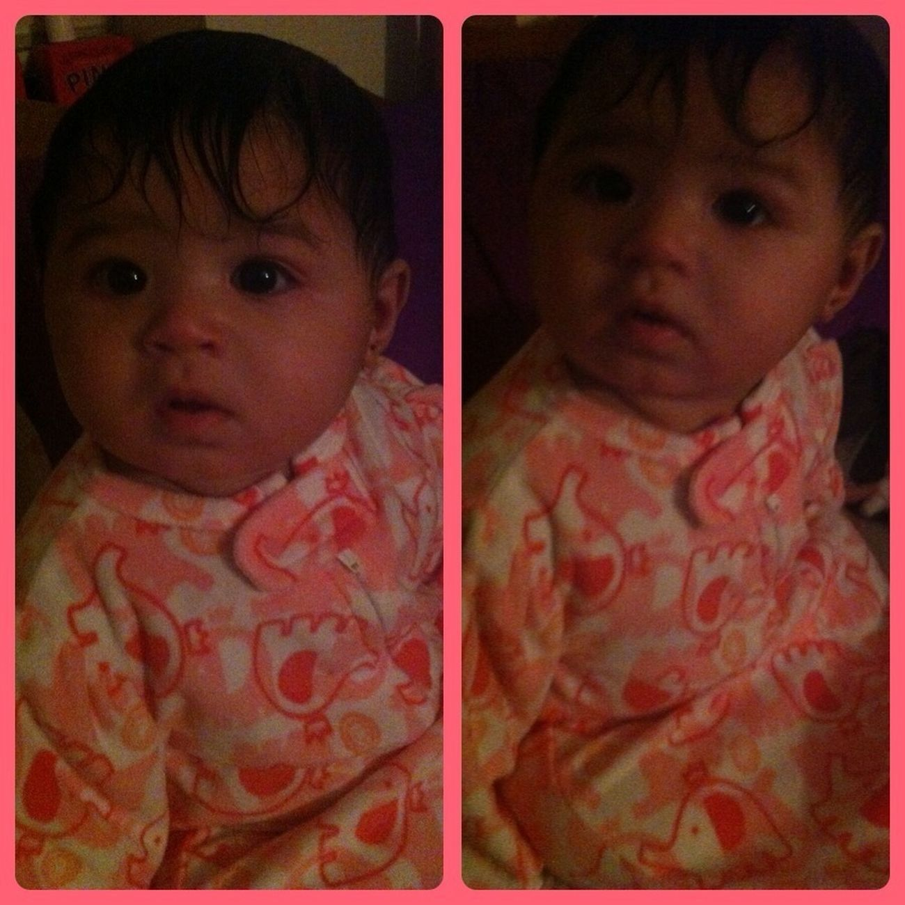 My Baby Ready To Go Night Night