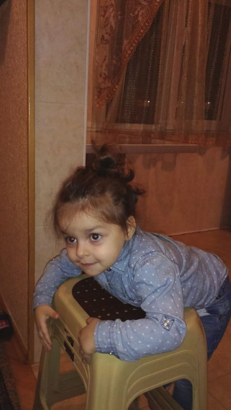Hanging Out Grandmother's House My World ♥ Tassoo.. <3 My Heart ♡ My Sweet Girl