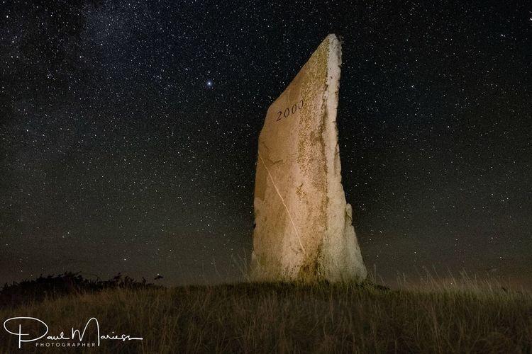Night Star - Space Beauty In Nature Astronomy Science Sky Outdoors Galaxy EyeEm Best Shots - Landscape EyeEm Best Shots Guernsey Eye4photography  Landscape_Collection Eyemphotography Stars Nightphotography
