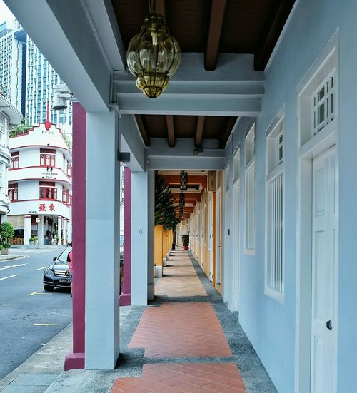 At an older part of the city. Old Buildings Old House Old And New Old And Beautiful Old And Rustic Architecture Cityscapes Cityscape City Life Urbanphotography Urban Landscape Urban Geometry Architecture_collection Corridor View Corridor Vintage First Eyeem Photo Pastel Power