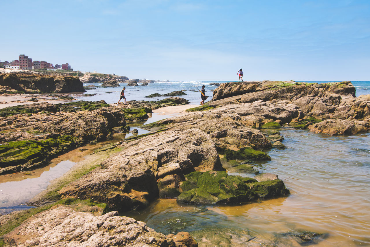 Asilah Beach Beach Life Beachphotography Beautiful City Cityscapes Hanging Out Landscape Morocco Nature Outdoors Places Rocks Sand Sea Sky Sunny Sunny Day Travel Travel Destinations Travel Photography Traveling Travelphotography Water Live For The Story