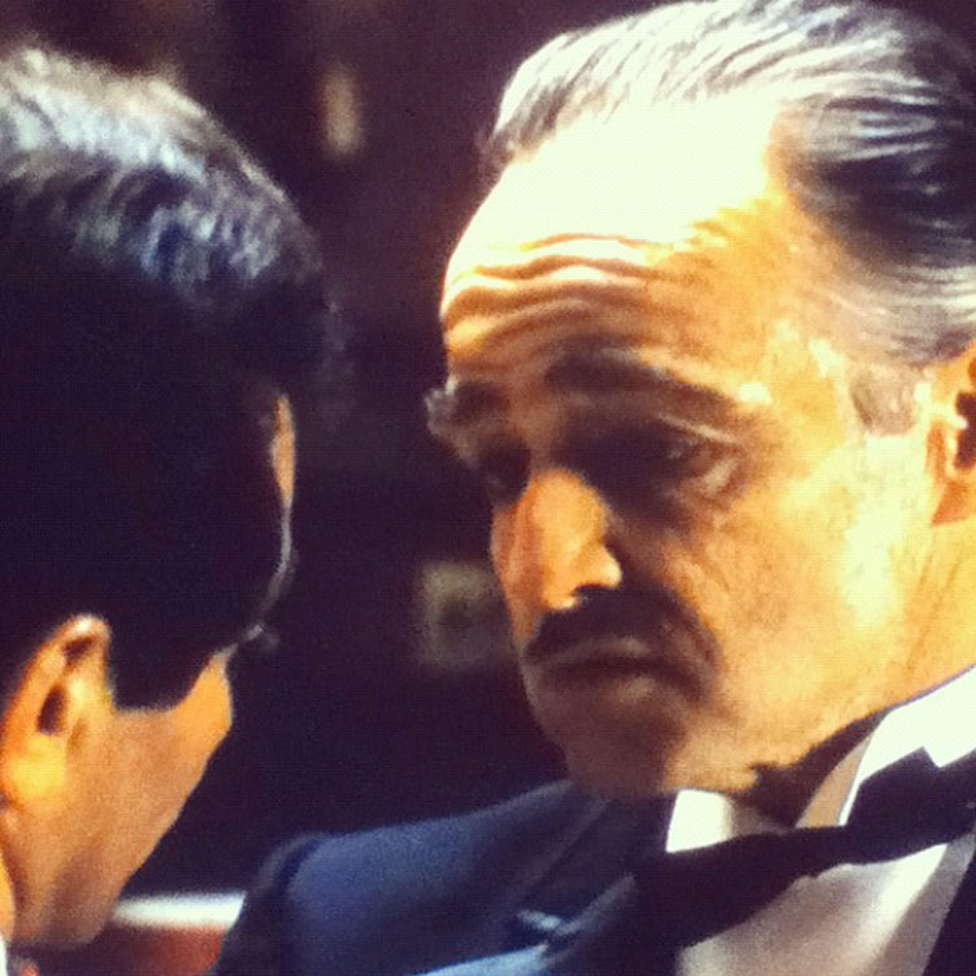 The Godfather on AMC Mobweek AMC Marlonbrando DonCorleone