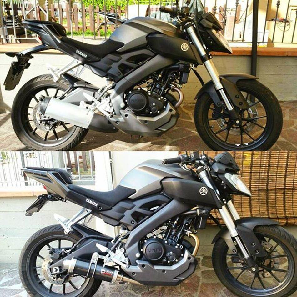 6 mesi di risparmi 😅🔝 Yamaha Mt125 Mt07 Mt03 Mt09 Mt01 Gopro Hero4 Mivvgp Mivvexhaust