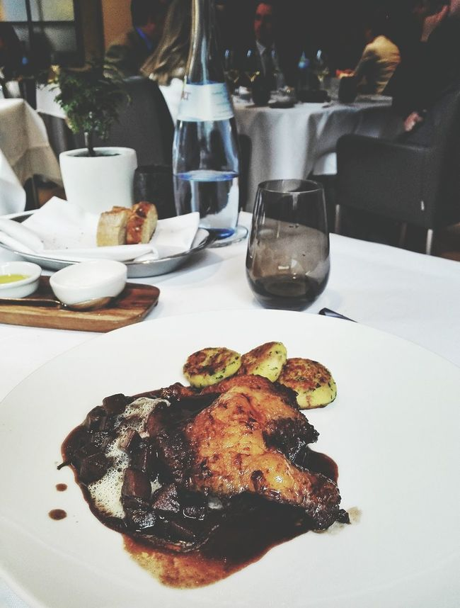 EyeEm Gallery EyeEm Lunch Dinner Food Food Photography Foodonthetable Business Lunch Chicken French Food
